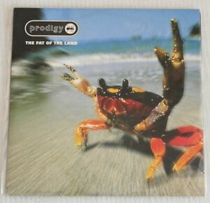 The Prodigy The Fat Of The Land (XL Recordings) 2LP UK 1997
