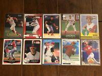 Aaron Boone - Cincinnati Reds - 10 Baseball Card Lot - No Duplicates