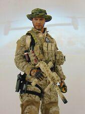 Mini times US Navy Seal Team Six Joe peg type boots 1//6 toys