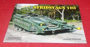 Tankograd in Detail Nr. 20 Stridsvagn 103