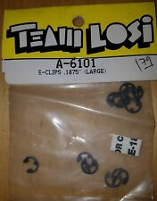 Team Losi A-6101 E CLIPS .1875 large