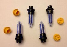 4 AIRCRAFT SPARK PLUG DESICANT DEHYDRATOR SILICA CESSNA PIPER LYCOMING TCM