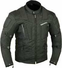 GearX Men Back Motorcycle Jackets