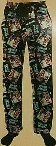 New The Golden Girls Mens Pajama PJ Lounge Pants Sleep Size Small 28-30 TV Show.