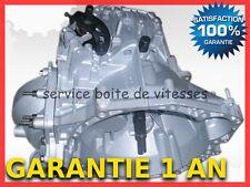 Boite de vitesses Peugeot 307 2.0 HDI 20MB11 BV6 1 an de garantie