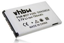 BATTERIE pour Motorola  A780 V300 V400 V400p V500 ACCU