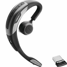 Jabra Motion Uc With Travel & Charge Kit Ms Wireless Headset Black New