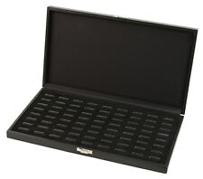 Black Cuff Links Storage Display Box Cuff Links Case Cufflinks Organizer