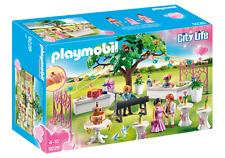 playmobil N° 9228 * Hochzeitsparty * 3 Figuren Brautpaar Musiker Hochzeitstorte