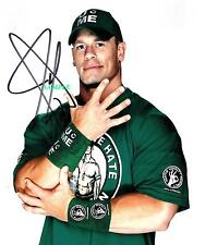 JOHN CENA #1 REPRINT AUTOGRAPHED 8X10 SIGNED PICTURE PHOTO COLLECTIBLE WWE RP