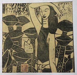 In lake lotus   Ngoc Tung b1957 VUFA alumni Japan1990 France1991 & Paintings ...