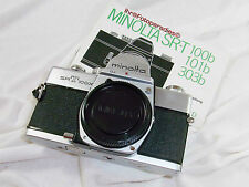 MINOLTA SRT 100X  NO.8417482 Body Only
