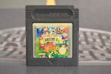 GAME & WATCH GALLERY 3 GAME BOY GB GAMEBOY COMBINED SHIPPING