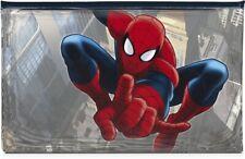 Jumbo Federtasche Schulmäppchen Stifte Etui Superheld Spiderman