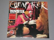 CHEAP TRICK Woke Up With A Monster LP  New Sealed Vinyl SYEOR
