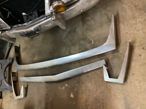 1963 Studebaker Avanti front and rear bumpers