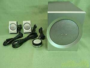 BOSE Companion 3 Home Theater 2.1 Channel Speaker System Japan
