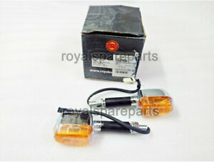 Genuine Royal Enfield GT Continental 650cc Rear Trafficator Assembly With Bulb
