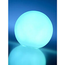 Boule décorative à LED multicolore Ø 18.50 cm