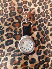 Clip And Second Hand! Clip On Watch With Quality