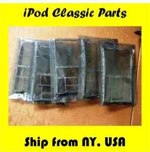 LOT OF 5PCS Metal Mid-frame for Apple iPod Classic 5th 5.5th Gen A1136 EXCELLENT