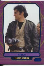 Star Wars Galactic Files Blue Parallel #223 Fixer