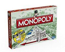 Hasbro Gaming juego de mesa Monopoly clasico version Espanola (hasbro 00009546)