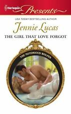 The Girl that Love Forgot (Harlequin Presents), Jennie Lucas, 0373130422, Book,