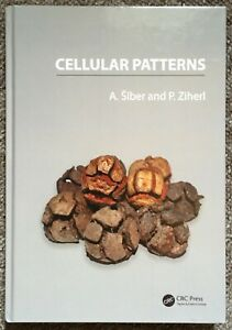 Cellular Patterns by A. Siber and P. Ziherl., 2017 - Near Fine Condition, 1st Ed