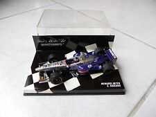 Minardi Ford M198 Shinji Nakano #22 Minichamps 1/43 1998 F1 Formule 1