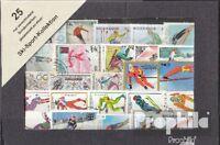 Motive 25 verschiedene Skisport Marken