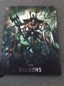 Necron Codex Collectors Edition 9th Ed