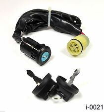 NEW IGNITION KEY SWITCH FOR HONDA TRX450FE FOREMAN ES 2002 2003 2004 FR US Ship