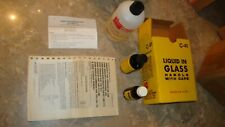 Photo Printing Kodak LIQUID IN A GLASS C-41 Flexicolor Developer (Over 1/2 Left)