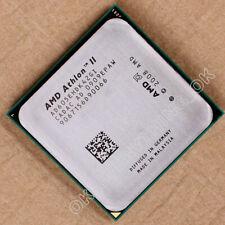 2x AMD Athlon II X4 605E  Quad-Core AD605EHDK42GM CPU 667 MHz 2.3 GHz Socket AM3