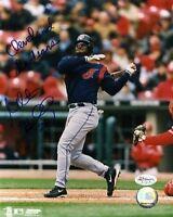 Milton Bradley Signed Jsa Cert Sticker 8x10 Photo Autograph Authentic