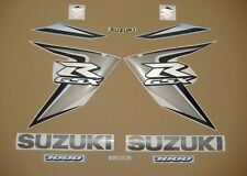 GSX-R 1000 2008 complete decals stickers graphics kit set k7-k8 adhesives labels