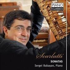 Scarlatti: Sonatas, New Music