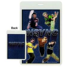 Nsync Photo Backstage Pass