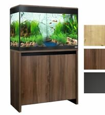Fluval Roma 125 Aquarium And Stand / Fish Tank With Cabinet