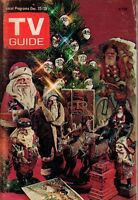 1973 TV Guide December 22 - Arab-Israeli war;Susan Strasberg;Pat Summerall;Kojak