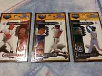 MLBaseball 1998 ProMagnets (3) McGwire, Griffey Jr., and Chipper Jones ...