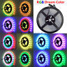 5M 16ft RGB Dream Color Waterproof IP67 LED Strip Light SMD 5050 6803 IC 150LED