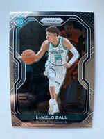 2020-21 Panini Prizm LaMelo Ball **ROOKIE CARD**No. 278 Hornets BRAND NEW!!🔥📈