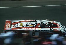 Chris Craft Hand Signed Le Mans 12x8 Photo 4.