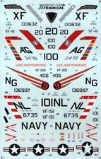 NEW 1:72 Xtradecal X72027 McDonnell F-3B/H Demon 4 Markings Options