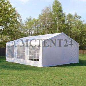 Partyzelt Festzelt Pavillon PE 5x6m 6x5m Gartenzelt Zelt Vereinszelt Bierzelt