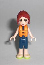 LEGO Friends - Mia (41315) - Figur Minifig Surfladen Surfer Mädchen Girl 41315