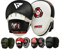 RDX Pattes d'ours Boxe Muay Thai Pao Frappe Bouclier MMA Boxing Pads Mitaine Art