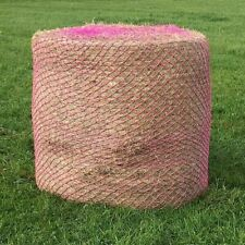 Elico Wild Boar Bale Net - Large Round Bale Net Slow Feeder (Pink or Green)